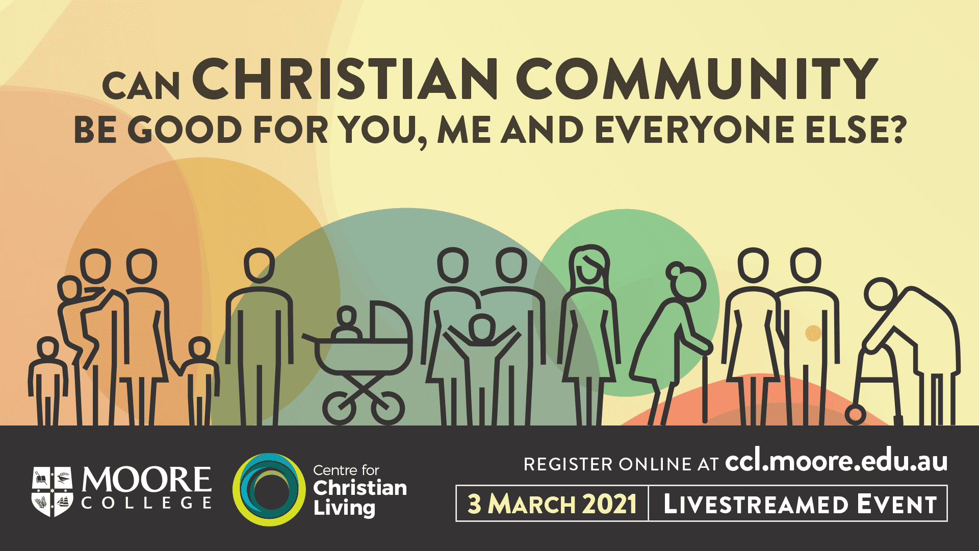 Can Christianity community be good for you, me and everyone else? event image