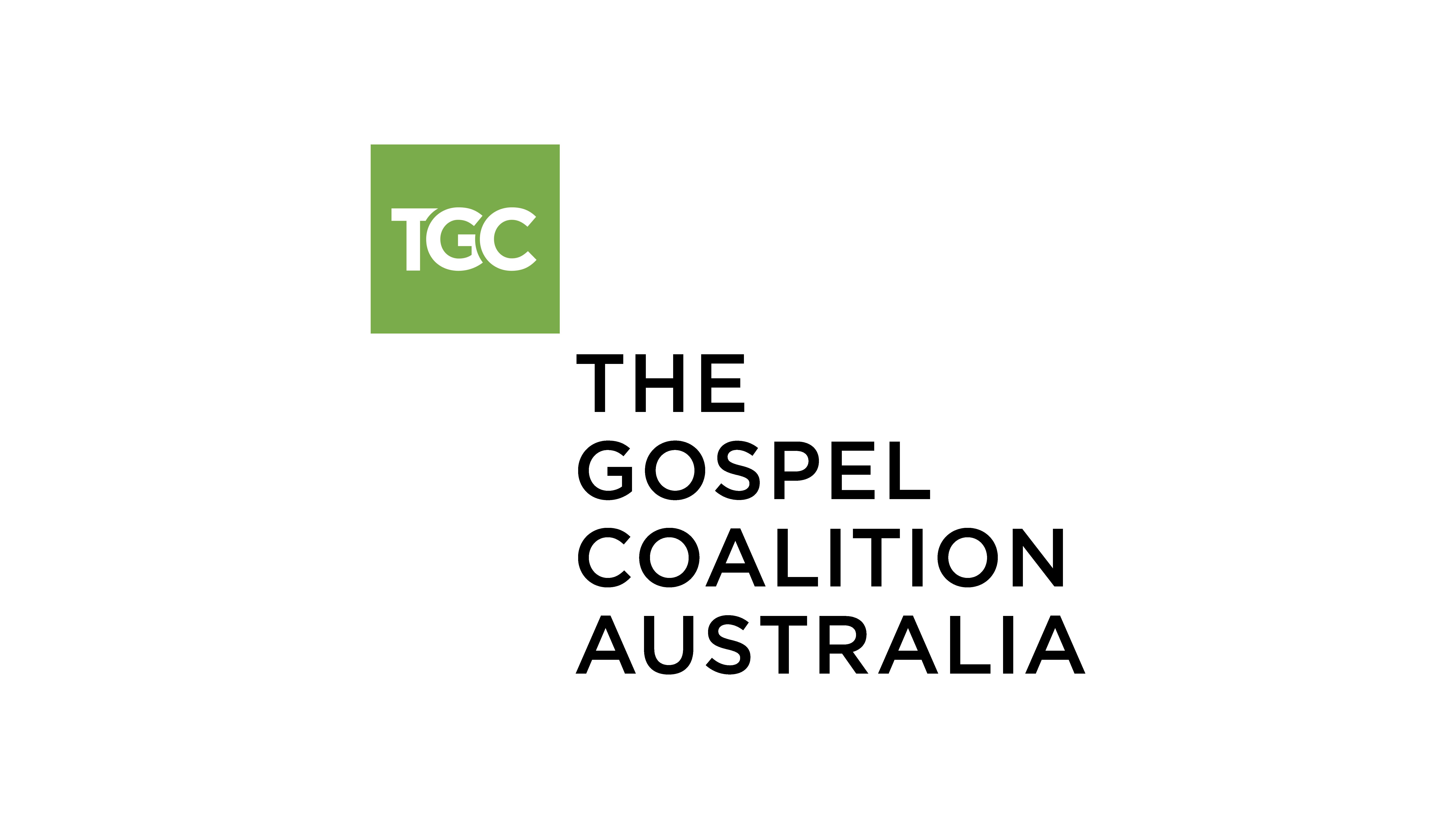 The Gospel Coalition Australia logo